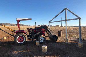 Solar-tractor
